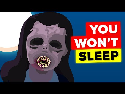 These Scary Urban Legends That'll Keep You Up at Night