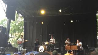 Whitney Performs No Matter Where We Go At Pitchfork 2016