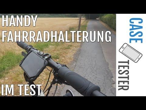 Handy Fahrradhalterung im Test - Meine Erfahrungen damit
