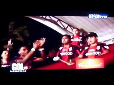 """Entrevista a la Barra Académica"" Barra: Barra Academica • Club: Sporting San Miguelito"