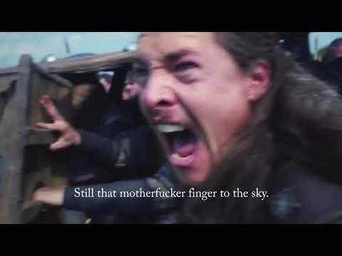 THE LAST KINGDOM WITH FIVE FINGER DEATH PUNCH-HERE TO DIE LYRICS