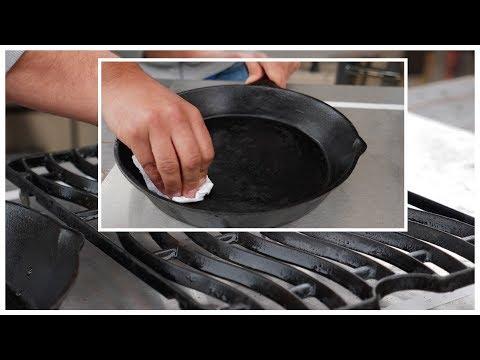 Grillrost reinigen - SO pflegst du deine Gussroste und Gusspfannen
