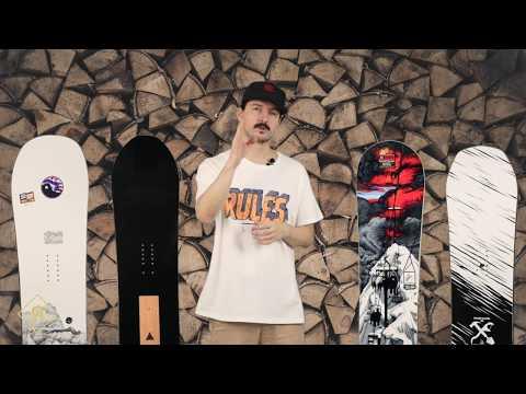 Como elegir tu tabla de Snowboard