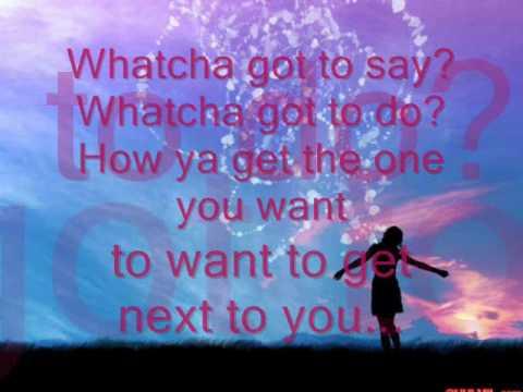 Next to You by Jordin Sparks [Instrumental/ Karaoke] with lyrics