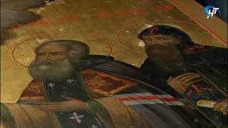 Музей-заповедник готовится к открытию выставки, посвященной юбилеям Антониева и Хутынского монастырей