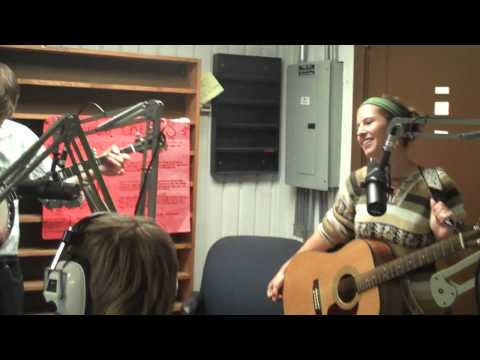 """Maia and the Makeshift: """"Carry Me Home"""" LIVE on WPRK"""