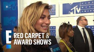 Hailey Baldwin Reveals Her Date for MTV VMAs | E! Red Carpet & Award Shows