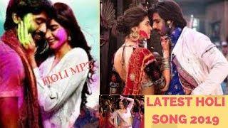 Latest Holi Hindi Song 2019 Mp3 || Remix Hindi Holi DJ MP3 || Non Stop Holi Songs ||
