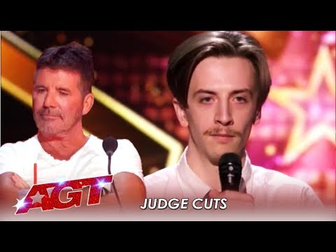 """Viral """"Tequila"""" Guy FAILED Miserably In Judge Cuts Round    America's Got Talent 2019"""