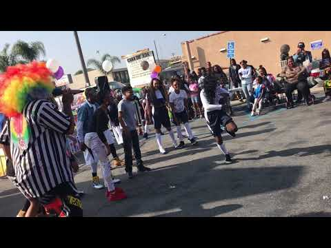 For the LOVE OF LIL BOSSLADY | OfficialTSquadTV | Tommy The Clown