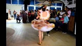 preview picture of video 'BAILE DEL JOROPO REINA ARAUCA 2012 PAULA ANDREA MARTÍNEZ'
