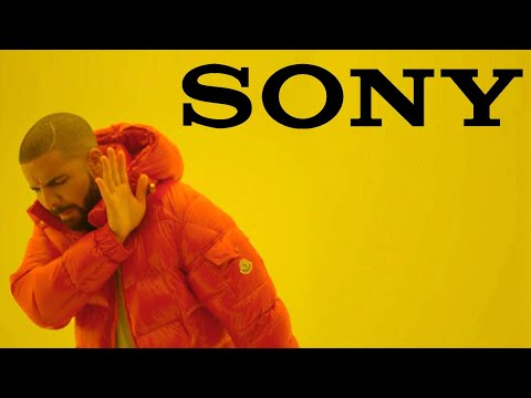 Why I didn't choose Sony...