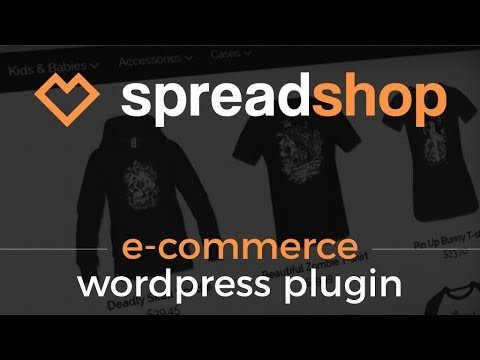 Thumbnail - The Spreadshop Wordpress Plugin