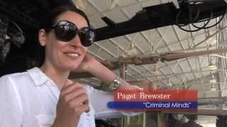 Paget visits Israel