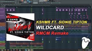 KSHMR Ft. Sidnie Tipton - Wildcard (Original Mix) (FL Studio Remake + FLP)