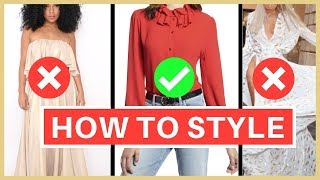 Best Style Tip Every Woman Needs To Know | Secrets Of a Stylist For Mature Women!