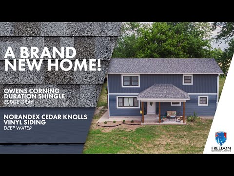 A BRAND NEW HOME in New Florence, Missouri