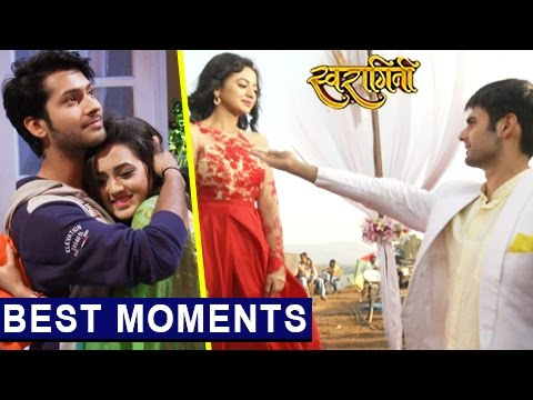 2 Years Of Swaragini | Best Moments Of Swara, Sans