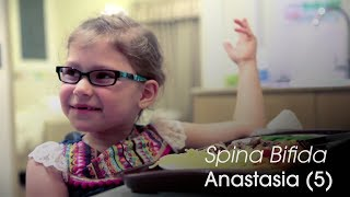 Anastasia, Spina Bifida | Stem Cell Treatment Testimonial