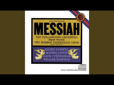 Messiah, HWV 56: Worthy Is the Lamb That Was Slain - Amen (Voice)
