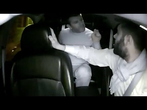 Uber CEO Fights With Uber Driver (VIDEO)