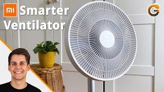 Smarte Abkühlung für zu Hause: Smartmi Standing Fan 2 Standventilator im Test