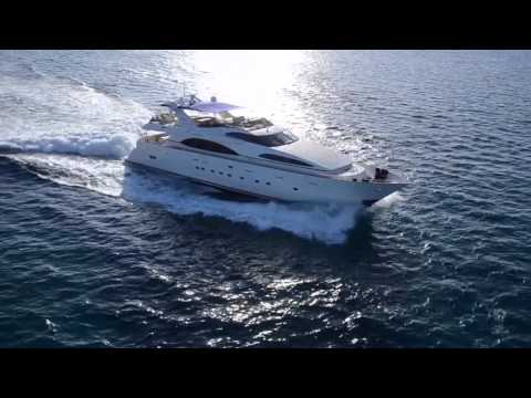 Azimut 100 Jumbo video