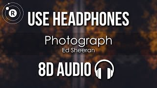 Ed Sheeran - Photograph (8D AUDIO)