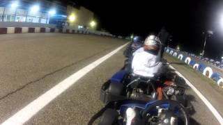 preview picture of video 'Carrera de karts con amig@s en Los Santos de la Humosa en mi cumpleaños :)'