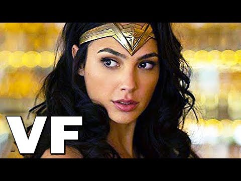WONDER WOMAN 1984 Bande Annonce VF (2020) Wonder Woman 2