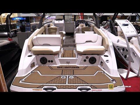 Download 2018 Scarab 255 Open Jet Boat Walkaround 2018 Boot