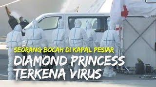 Bocah 10 Tahun yang Berada di Kapal Diamond Princess Terkena Virus Corona