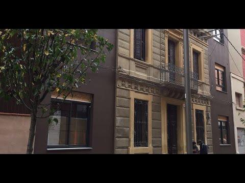 Edificio plurifamiliar de 4 viviendas en el barrio de Sants de Barcelona