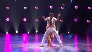 Magdalena, Quimbara (Salsa) - Melinda and Pasha (All Star)