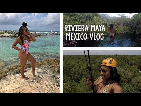 ♡ 2017 EPIC Mexico Trip ∙ Riviera Maya VLOG ♡