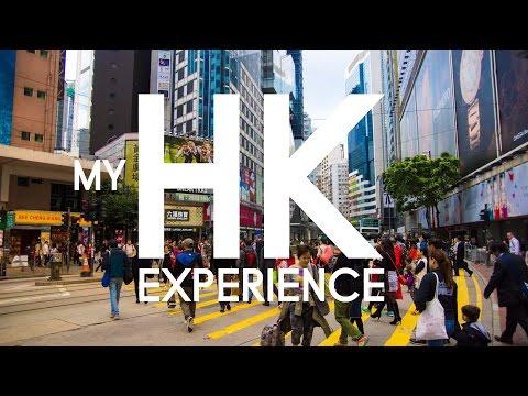 My Hong Kong Travel Experience