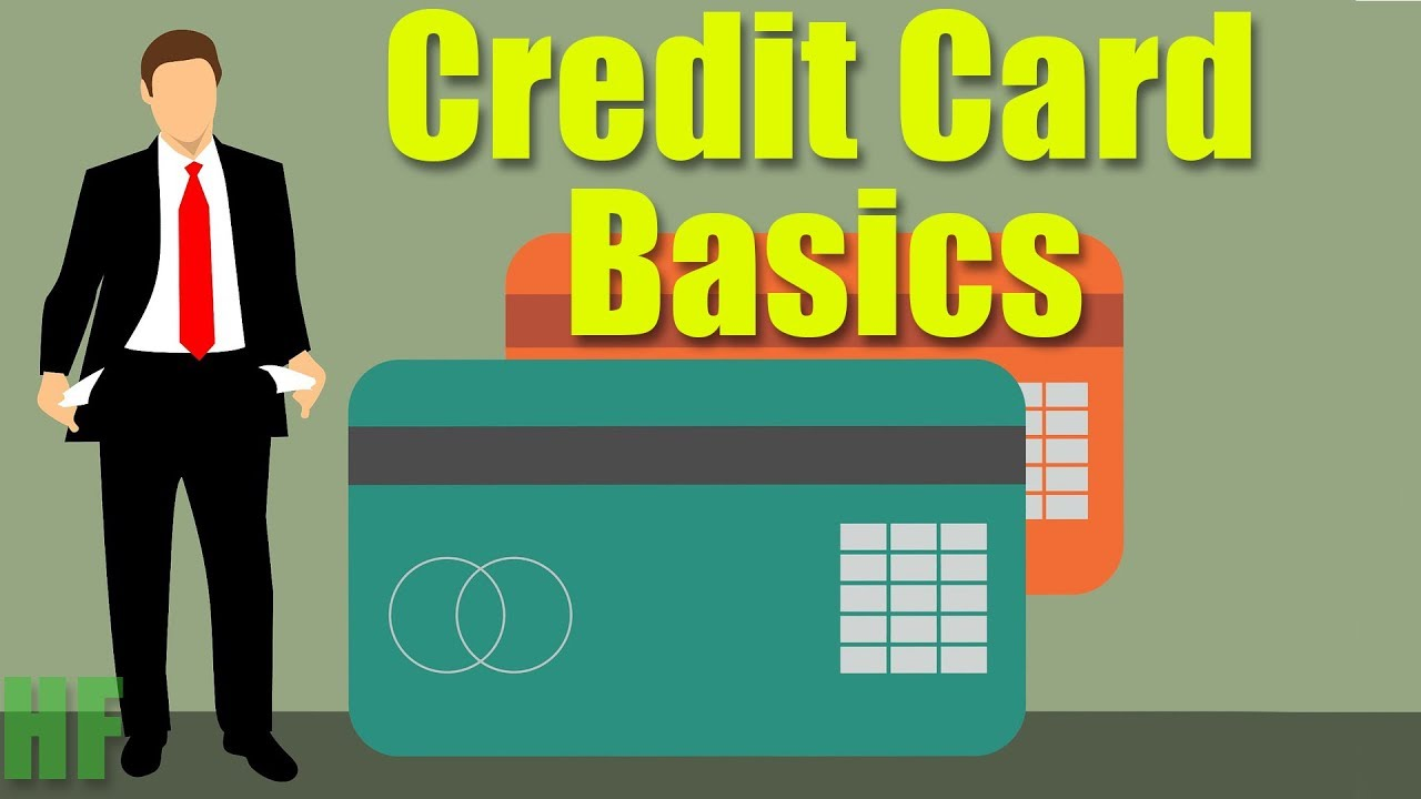 Credit Cards for Beginners (Credit Cards Part 1/3) thumbnail
