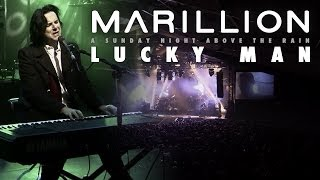 Marillion 'Lucky Man' taken from 'A Sunday Night Above The Rain'