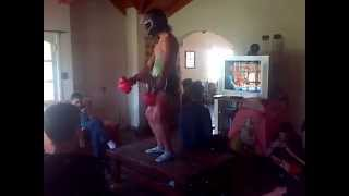 preview picture of video 'Harlem shake en Carlos Tejedor'