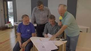 Открытое Первенство города Москвы по авиамодельному спорту в классе моделей F-1-N в Инженерном корпу