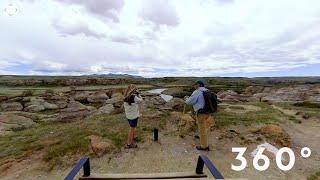 The Matapiiksi Interpretive Trail, Alberta - 360 | National Geographic thumbnail