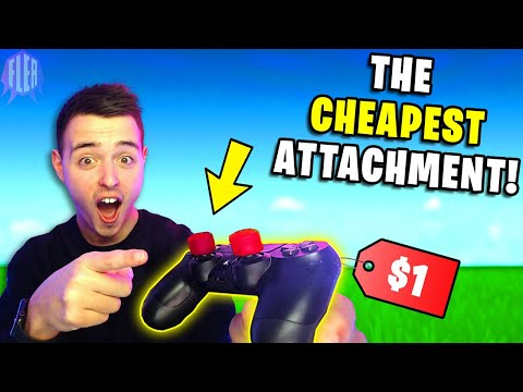 So I Bought The *CHEAPEST* Controller Attachment, Then Tried It...