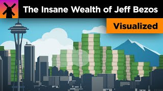 The Insane Scale of Jeff Bezos' Wealth Visualized thumbnail