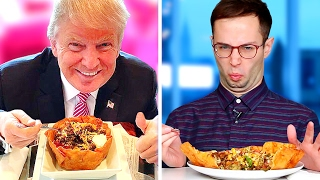 Trump Grill Taste Test • The Try Guys