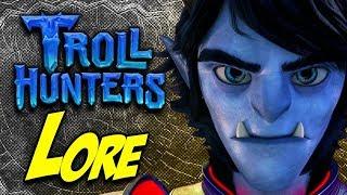 Tales Of Arcadia: LORE EXPLAINED! (Pt.1 Trollhunters)