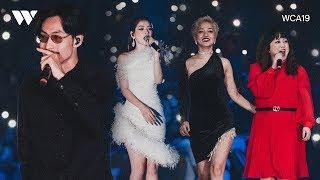 ĐIỀU PHI THƯỜNG NHỎ BÉ (LIVE) - Ngọc Linh - Bảo Anh - Chi Pu & Đen Vâu (Sáng tác: DTAP)