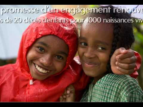 Family Planning: A Ripple Effect for Child Survival: A PRB ENGAGE Snapshot (French) Video thumbnail
