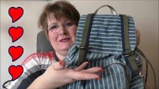 WAS IST IN MEINER TASCHE | WHAT'S IN MY BAG | RUCKSACK | DAYPACK