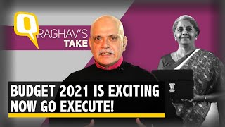 Budget 2021 | Dry Numbers, Some Old Ideas but Exciting Intentions; Now EXECUTE! - Download this Video in MP3, M4A, WEBM, MP4, 3GP