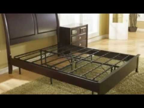 Review – Sleep Master Platform Metal Bed Frame Mattress Foundation